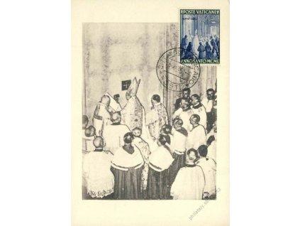 1950, Carte Maxima, neprošlé