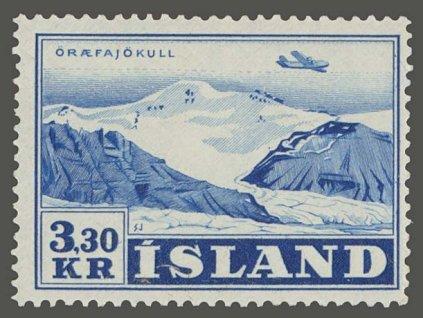 1952, 3.30Kr letecká, MiNr.280, **