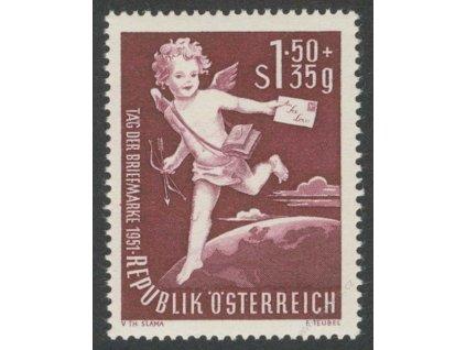 1952, 1.50S Den známky, MiNr.972, **