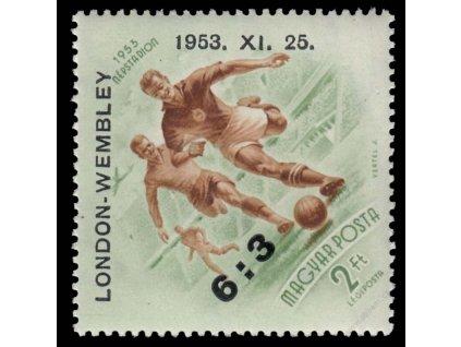 1953, 2Ft London-Wembley, MiNr.1340, ** , drobný fald