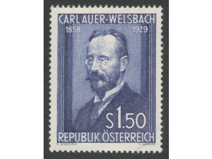 1954, 1.50S Freiherr, MiNr.1006, **