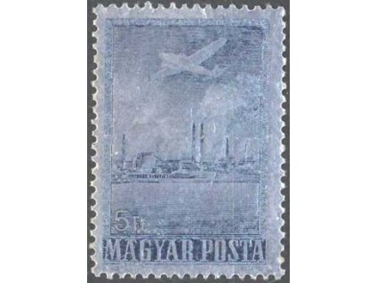 1955, 5Ft letecká, MiNr.1449, **