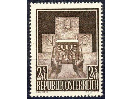1956, 1.40S UNO, MiNr.1025, **