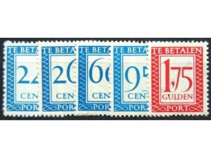 1958, 24C-1.75G doplatní série, **