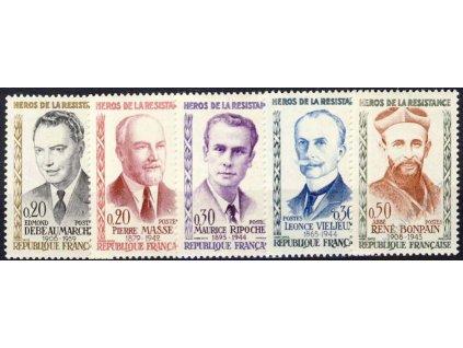 1960, 0.20-0.50Fr série Osobnosti, * po nálepce
