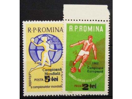 1962, 5L/55B a 2L/55B MiNr.2094,2095, **
