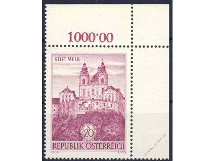 1963, 20S Melk, roh. kus, MiNr.1128, **