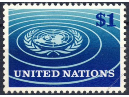 1966, 1Dolar Znak, MiNr.165, **