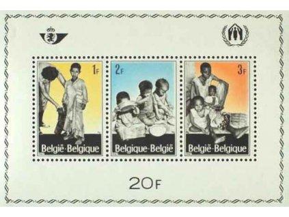 1967, aršík, MiNr.Bl.37, **