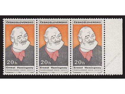 1969, 20h Hemingway, DO - rysky, 3páska, **