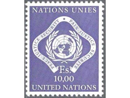 1970, 10Fr modrá, MiNr.10, **