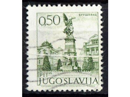 1972, 0.50Din Pomník, složka, MiNr.1476