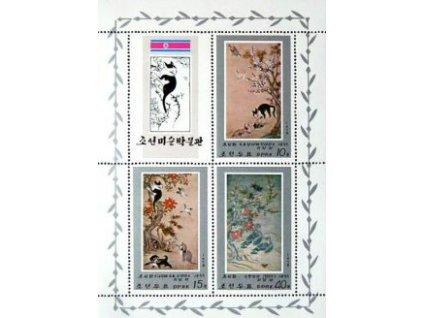Korea-Nord, 1978, MiNr.KL1802-4, **