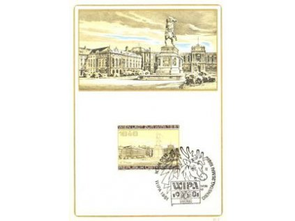 1981, Carte Maxima, Wipa 1981