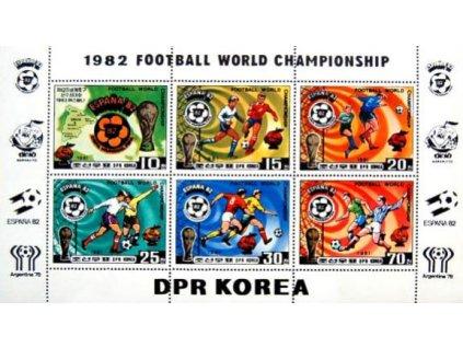 Korea-Nord, 1981, aršík, MiNr.Bl.94, ** , dv