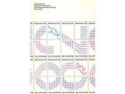 1982, dárkový balíček známek, **