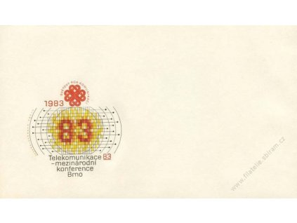 1983, Brno - Mezinárodní konference telekomunikace