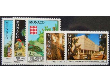 1983, 1.80-3.30Fr série Zahrady, **