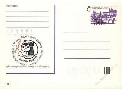1992, Grand Prix ´92 Mezinárodní šachový turnaj