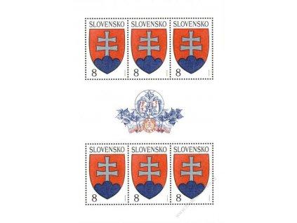 1993, aršík, Nr.PL1, ** , lehký daktyl