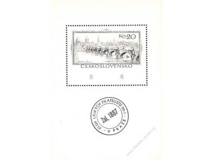 199?, černotisk KČF 00-1 v Praze, zal. 1887