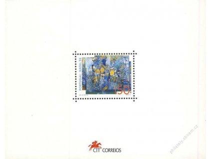 1994, aršík Vánoce, MiNr.Bl.105, **