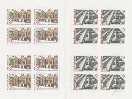 1994, 8-9Kč PL - Krásy naší vlasti, Nr.PL39-40, **
