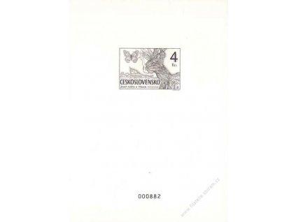1998, PT Ekologie, číslovaný