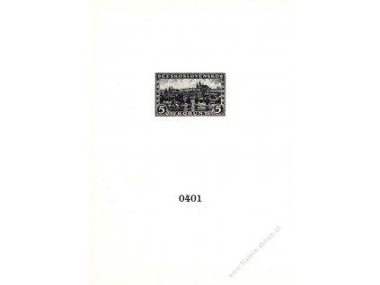 1998, černotisk Hradčany