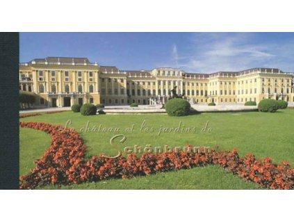 Genf, 1998, sešitek Schönbrunn, **