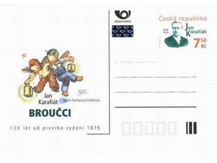CDV 100 Broučci, Jan Karafiát