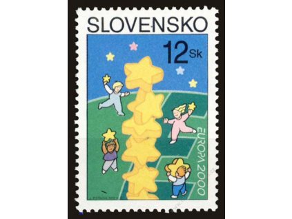2000, Europa - Slovensko, Společné vydání, **