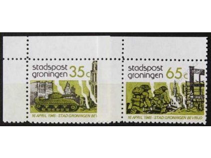 Stadtspost groningen 35C a 65C, (*)