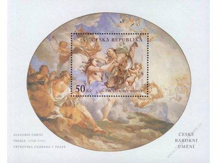 2001, aršík České baroko, VV, Nr.A289, **
