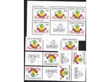 2004, 6.50Kč Dětem, varianty spojek + SL, Nr.402, **