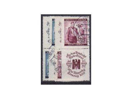 60h-1.20K Červený kříž I, H+D kupony, Nr.50-1, raz