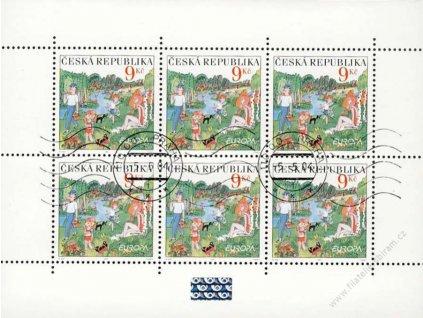 2004, 9Kč PL - Prázdniny, Nr.PL396, razítkované