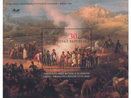 2005, 30Kč aršík Slavkov, Nr.A435, **