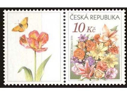 2006, 10Kč Kytice, Nr.K1L 459, **