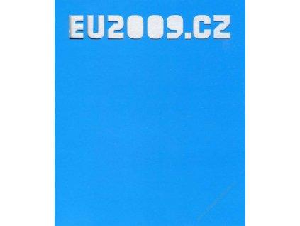 2009, EU2009.CZ, dárkové destičky, dar ČR