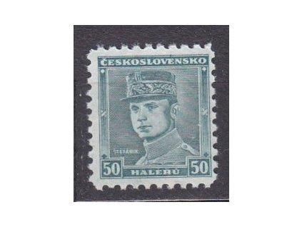 1935, 50h Štefanik, Nr.291, **
