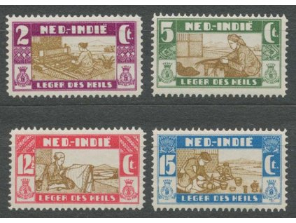 Indie, 1932, 2-15C série Hellsarmee, * po nálepce