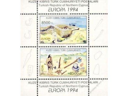 Kypr, 1994, aršík, MiNr.Bl.13, **