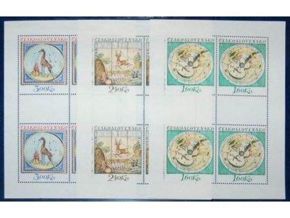 1974, 1.60-3Kčs PL -  terče, Nr.PL2099-01, **