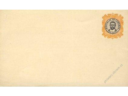 Liberia, 1900, 10C President, neprošlá