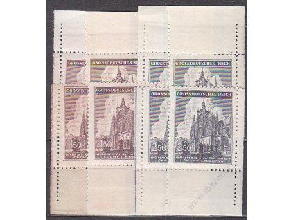 1.50-2.50K sv. Vít, roh. miniatura, Nr.120-1, **