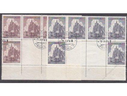 1.50-2.50K sv. Vít, dolní podkovy, Nr.120-1, raz.