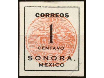 Mexiko, Sonora, 1914, 1C MiNr.310, (*)