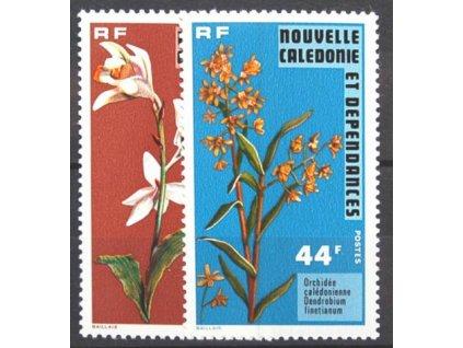 Nouvelle Caledonien, 1977, 22-44Fr série, **