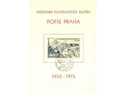 Pofis, Praha, pamětní list